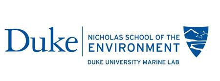 Logo for Duke University Marine Lab