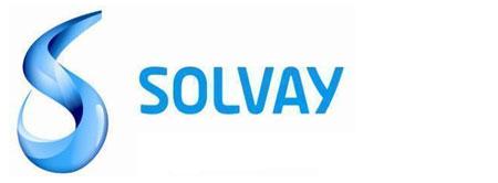 Logo for Solvay