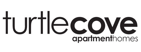 Logo for Turtle Cove Apartments