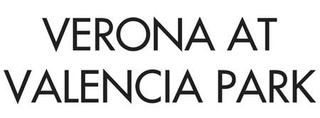Logo for Verona at Valencia Park